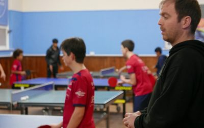 An interview with Community Hero Tim Holtam, founder of Brighton Table Tennis Club