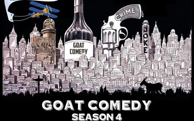 Chortle Award Winning GOAT Comedy returns with Season 4