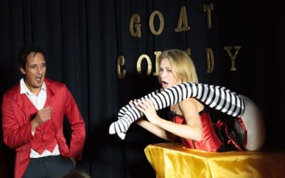 GOAT Comedy wins Third Chortle Award for Best Comedy Night in the South