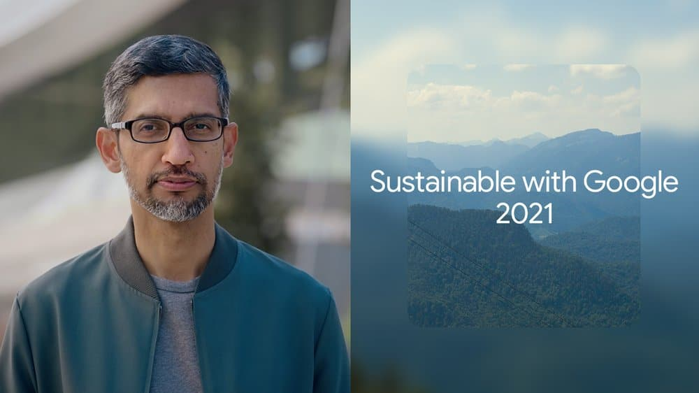 Google helps the individual in the fight against climate breakdown